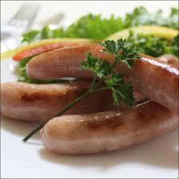 黒さつま鶏 スモークソーセージ プレーン&チョリソーセージ