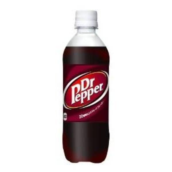 【まとめ買い】コカ・コーラ ドクターペッパー ペットボトル 500ml×24本(1ケース)