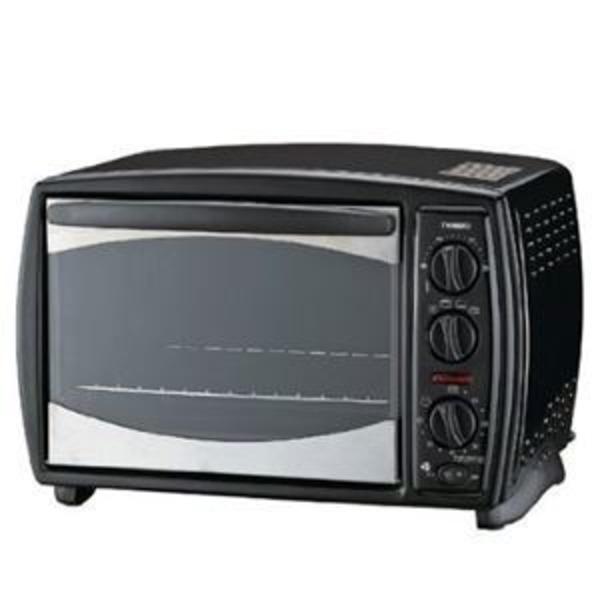 ツインバード コンベクションオーブン ブラック TS-4118B