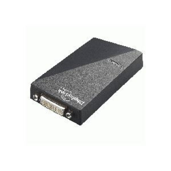 ロジテック USB対応 マルチディスプレイアダプタ QWXGA対応 DVI-I29pinメス LDE-WX015U 1個