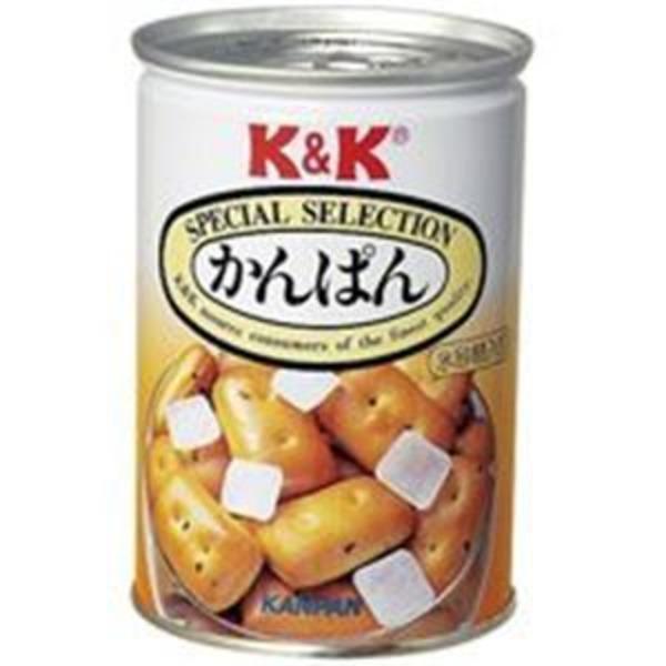 国分 乾パン 4号缶 24個