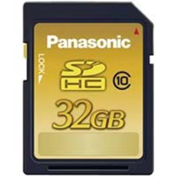 Panasonic(パナソニック) SDHCメモリーカード 32GB RP-SDWA32GJK