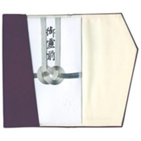 (業務用3セット)ながとや 金封ふくさ(慶弔両用) ユ-002