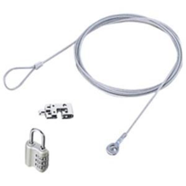 (業務用3セット)エレコム ELECOM セキュリティロック ESL-10