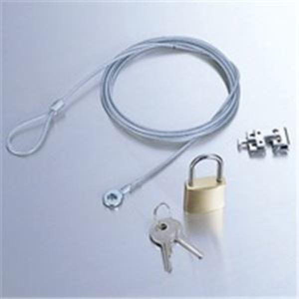 (業務用3セット)エレコム ELECOM セキュリティロック ESL-3