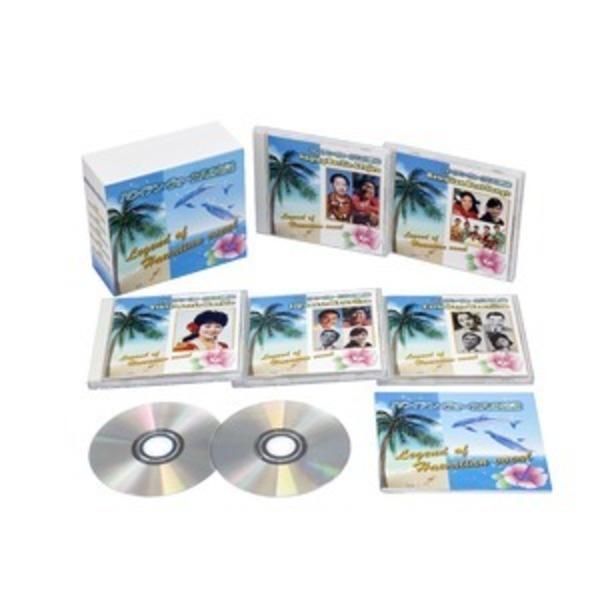 ハワイアン・ヴォーカルの伝説 CD5枚組
