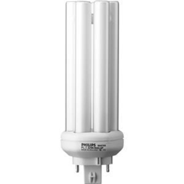 (まとめ) フィリップス コンパクト形蛍光ランプ 32W形 昼白色 PL-T32W/850/4P 1個 【×3セット】