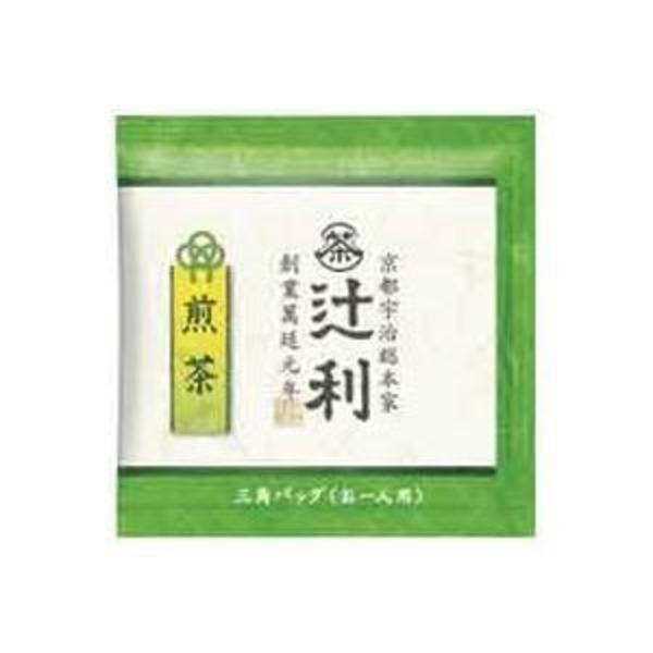 (業務用40セット)片岡物産 辻利 三角バッグ 煎茶 50バッグ入 【×40セット】