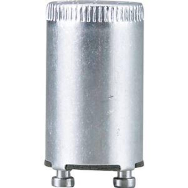 (まとめ) マクサー電機 グロースタータ 40W形用 P21口金 FG-4PC 1セット(25個) 【×2セット】