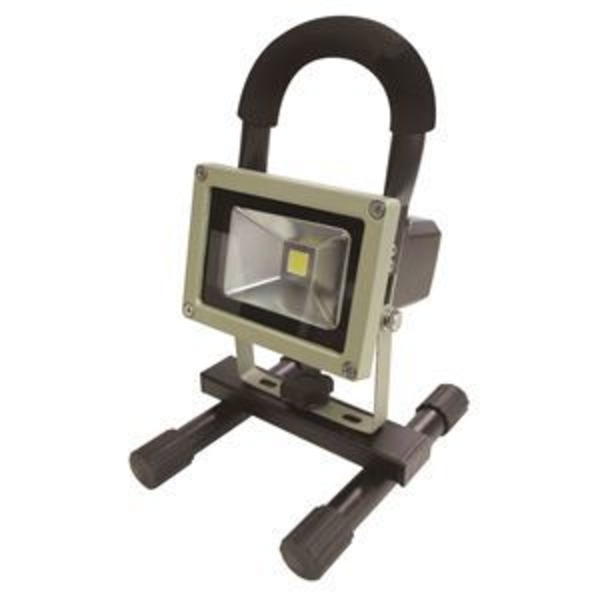 trad 充電式LED投光器 防水/屋外用/省エネ/長寿命 JLW-10W