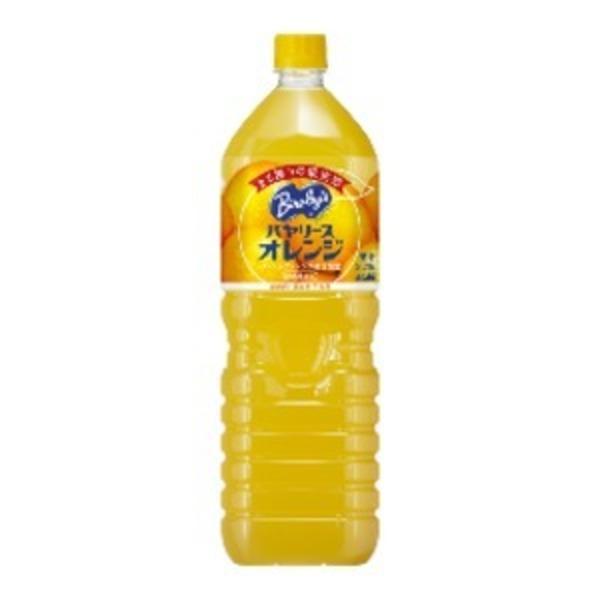 【まとめ買い】アサヒ バヤリース オレンジ ペットボトル 1.5L×16本(8本×2ケース)