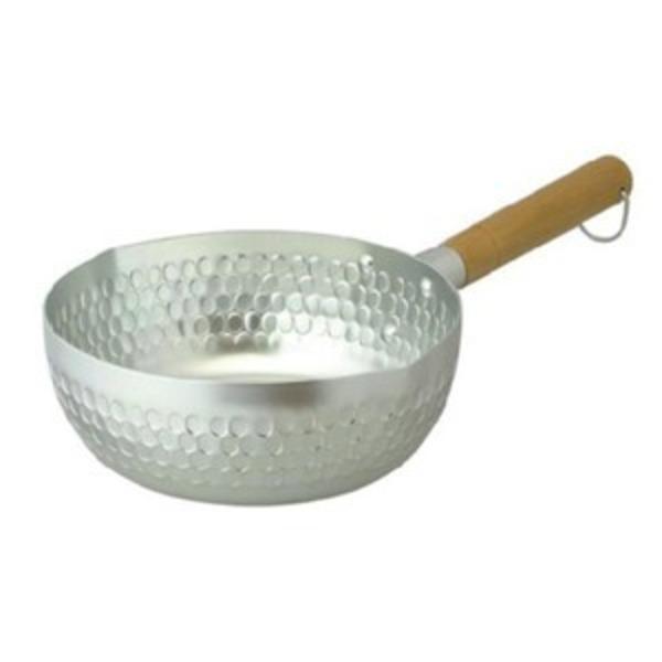 味楽アルミ雪平鍋18cm 【40個セット】 R-619