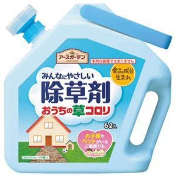 アース製薬 アースガーデン おうちの草コロリ 6L