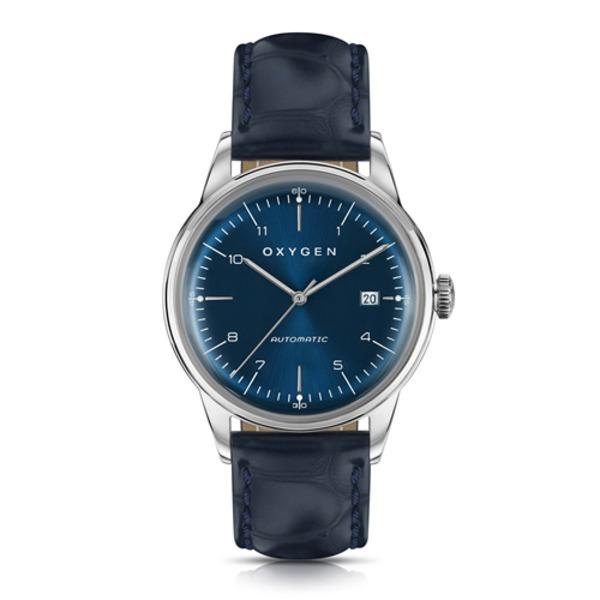 【フランス腕時計】 OXYGEN オキシゲン CITY LEGEND 40 AUTOMATIC KARL シティー レジェンド 40 オートマチック カール 正規代理店商品
