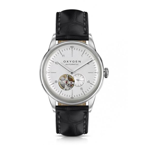 【フランス腕時計】 OXYGEN オキシゲン CITY LEGEND 40 AUTOMATIC JOSEPH シティー レジェンド 40 オートマチック ジョセフ 正規代理店商品