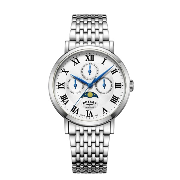 【イギリス腕時計】ROTARY ロータリー WINDSOR ウィンザー GB05325/01 正規代理店商品 クォーツ腕時計