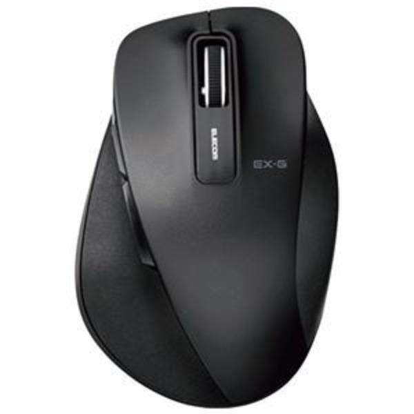エレコム EX-G Bluetooth BlueLEDマウス M-XGM10DBBK