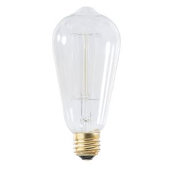 エジソン球 L (E26/60W) LHB-91 電球/エジソンバルブ