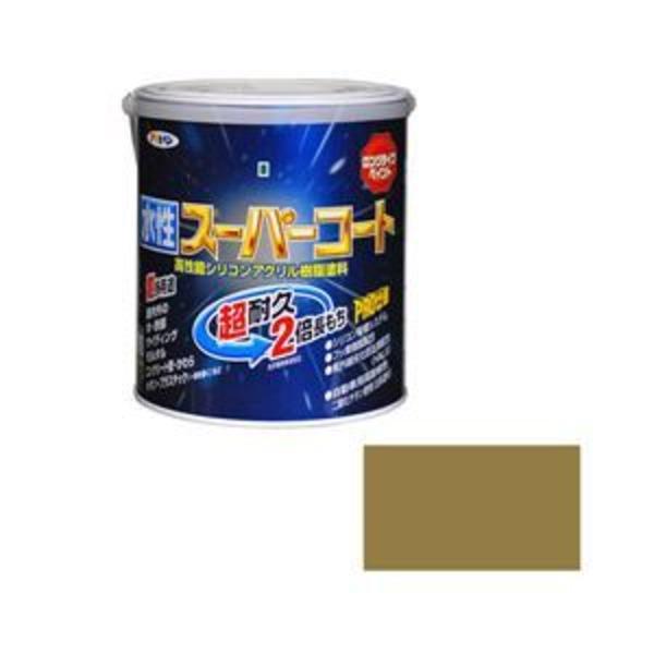 アサヒペン AP 水性スーパーコート 1.6L サンドストーン