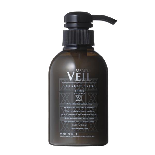 「VEIL」 ヴェールコンディショナー 300ml 8種オーガニック+天然エキス配合