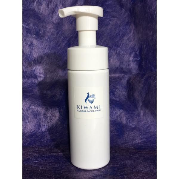 KIWAMI NATURAL FACIAL WASH (泡洗顔)