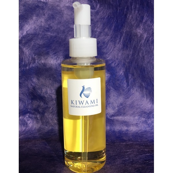 KIWAMI NATURAL CLEANSING OIL (150ml)