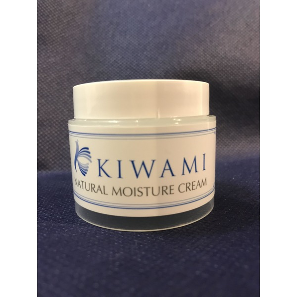 KIWAMI NATURAL MOIST CREAM(30ml)(クリーム)