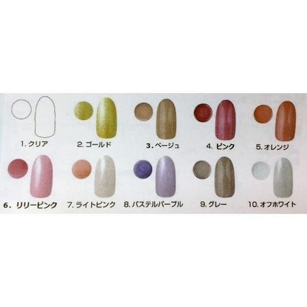TOKYO ジェルネイル カラー 10本