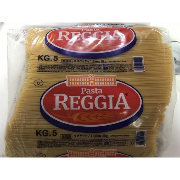 スパゲティ 1.6ミリ 5キログラム