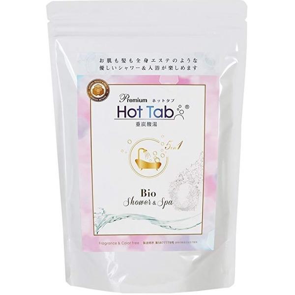 プレミアムホットタブ重炭酸湯Bio100錠