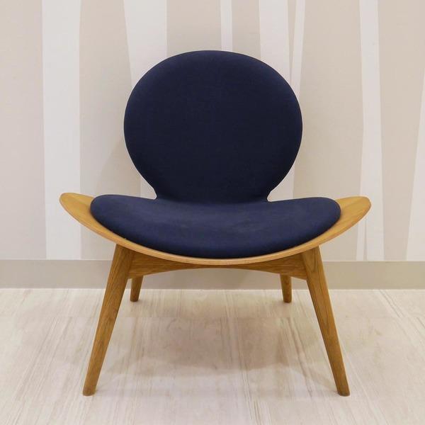 瞑想のイス(紺色)