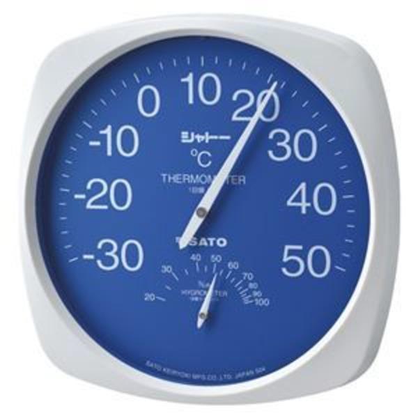 佐藤計量器製作所 温湿度計 TH-300 1013-00