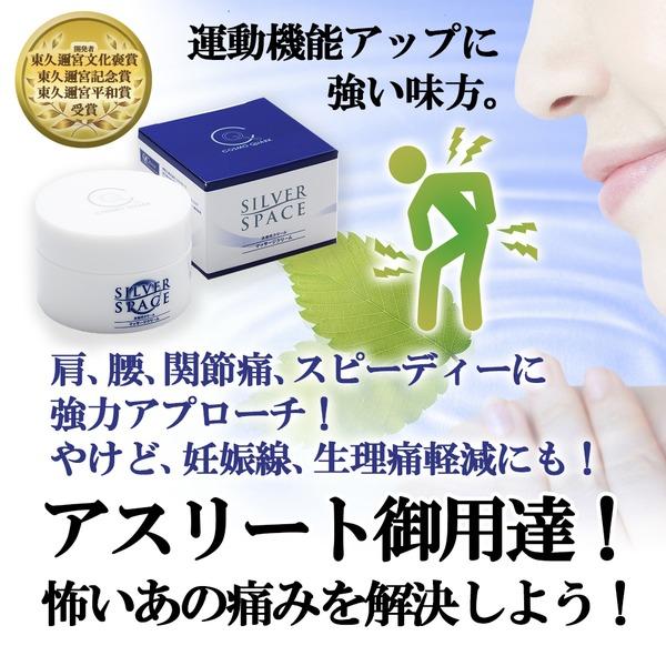 シルバースペース80g※期間限定で医療用マスク数枚プレゼント!!