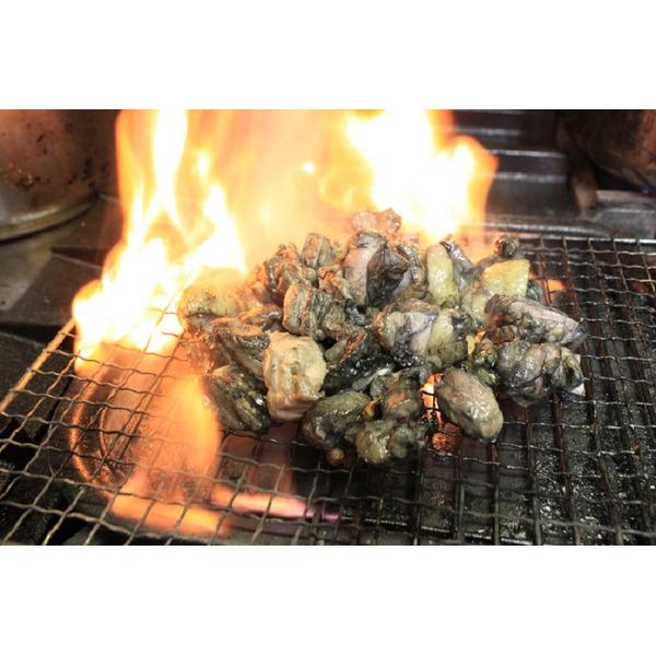 黒よし 鹿児島県産 炭モモ焼き