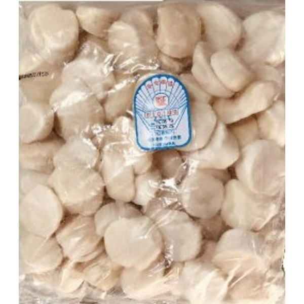 北海道産ホタテ貝柱1Kg 生食用