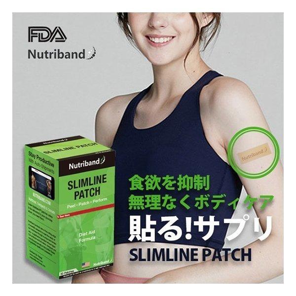 貼るサプリ!  ニュートリーバンド  SLIMLINE PATCH スリムラインパッチ