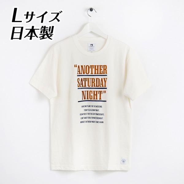 日本製 ドライ天竺TシャツLサイズ 半袖 白 適度な伸縮性で着心地抜群 DS2-1003-L-WHT