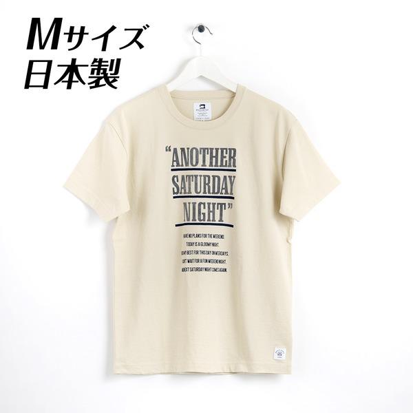 日本製 ドライ天竺TシャツMサイズ 半袖 サンド ベージュ 適度な伸縮性で着心地抜群 DS2-1003-M-SND