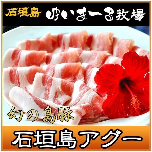 アグー豚堪能セット【2.5㎏】