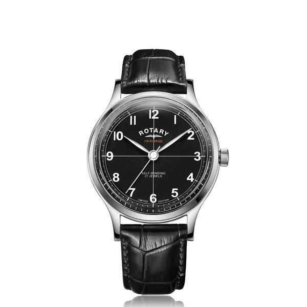【イギリス腕時計】ROTARY ロータリー HERITAGE ヘリテージ GS05125/04  自動巻き腕時計 正規代理店商品 限定モデル
