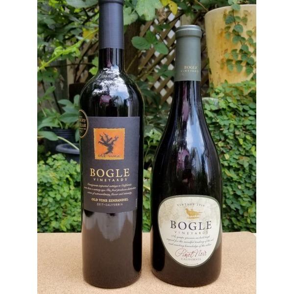 カリフォルニアワイン(赤2種の各1本)セット