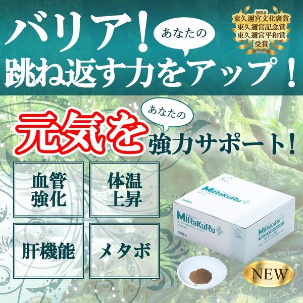 ミラクルプラス60包【送料無料】